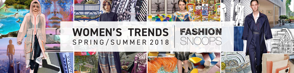 FOCUS ON FASHION – SPRING/SUMMER TRENDS 2018!