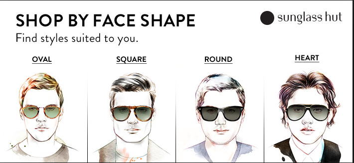 2017 fashion mens trends - Sunglasses For You Shape Face Coffeebreakwithfriends